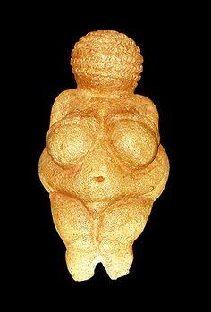 La venus data de muchos años a.C de hay su desproporción en el cuerpo, seguramente las mujeres no eran así y tampoco sería el icono de belleza tan desproporcionado.