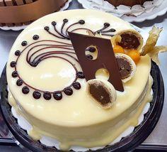 Torta Ouro Branco #tortaspolos (em Polos Pães e Doces)