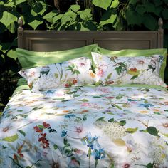most beautiful bed sheets I've seen lately