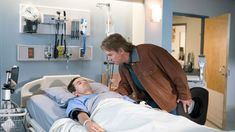 10 x 17 Tim with Ty Wanting Ty to awake for them all It's Penultimate Episode Time - Heartland