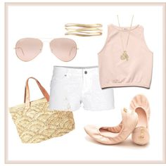 """""""The 'Natasha'"""" Pretty in Pink, the perfect way to start the summer! Inspired by our co-founder Natasha's style sensibility: chic & versatile."""