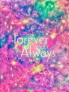 Forever & Always galaxy