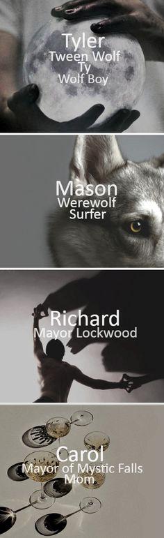 TVD characters _Tyler/Mason/Richard/Carol_ - The Lockwood Family - Work: D.A.