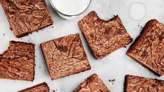 Any Size Pan Will Work for Your Cake With This Cheat Sheet | Epicurious Brownies Au Nutella, Nutella Icing, 3 Ingredient Nutella Brownies, Nutella Cookies Easy, Just Desserts, Dessert Recipes, Graham, Sweet Treats, Yummy Treats
