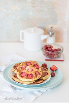 placki sniadaniowe dla dzieci Pancakes, Meals, Breakfast, Food, Fotografia, Thermomix, Morning Coffee, Meal, Essen