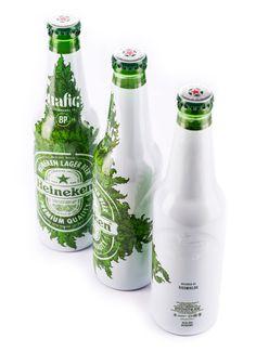 Heineken Limited Edition: Trafiq — The Dieline - Branding & Packaging