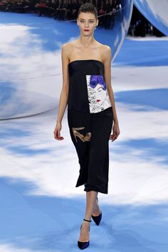 Christian Dior Fall/Winter 2013 RTW #pfw ~