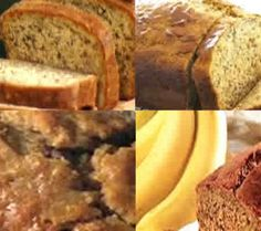 Easiest BEST Banana Bread Pudding Crock Pot Recipe & Much More Recipes Online For Your Slow Cookers ! Mmmm... : P