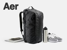 fd75573638a5 Aer is raising funds for Aer Duffel Pack  The Modern Office and Gym Bag on  Kickstarter! Simplify the way you carry your gym and office essentials.