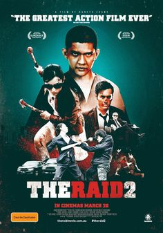 INGLOURIOUS CINEMA : The Raid 2 Berandal