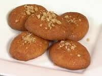 Greek Honey Biscuits (Finikia)