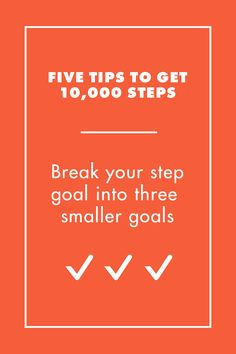 Five Ways To Get 10,000 Steps