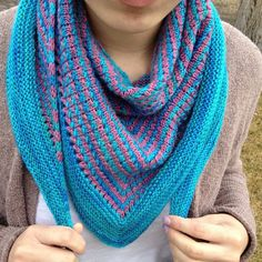 Ravelry: Great Divide Shawl pattern by Michele Brown