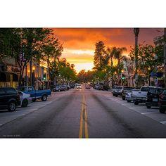 Ventura life. Image www.instagram.com/emtspooner #venturalife #downtownventura #ventura #california