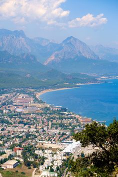 View of Kemer by George Mischenko - Photo 131242401 - 500px