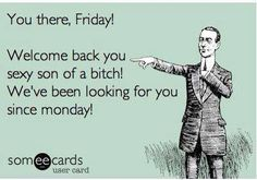 You there #Friday !!