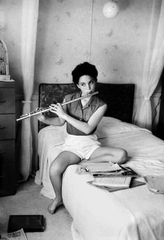 Saving Beauty - Bob Willoughby  I just bought an old flute. My plan: to bring it back to life and play beautiful music. (if i still have the skill for it)