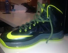 #LeBronJames #NikeLeBronX #Dunkman