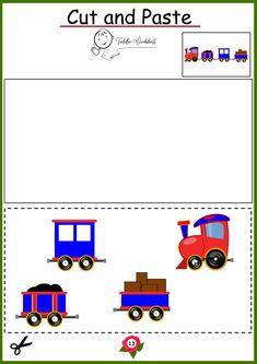 free preschool cutting worksheets Toddler Worksheets, Preschool Worksheets, Free Preschool, Logos, Logo, Preschool Printables