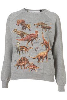 dinosaur families sweatshirt