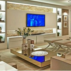 #FalseCeiling #Ceiling #Interiors #Drywall #WallUnit