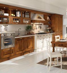 cucina muratura shabby chic - Cerca con Google | Cucine in muratura ...