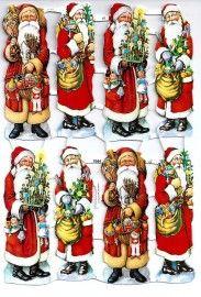 Kerstman  poezieplaatjes By Kris