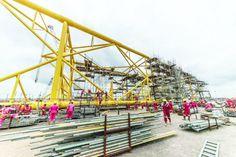 Nigerdock Completes 2.3m Barrels Of Oil FPSO For Egina Project