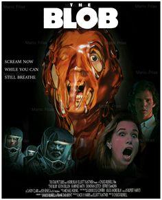 The Blob (1988) by Mario Frias