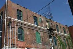 Cracker Factory, Alton, Illinois.