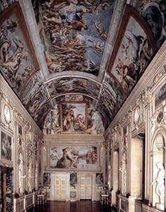 Volta della Galleria di Palazzo Farnese