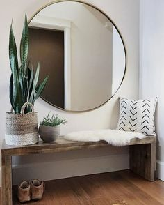 Giant Mirror, Huge Mirror, Sunburst Mirror, Minimalist Decor, Minimalist Interior, Minimalist Living, Minimalist Kitchen, Kitchen Modern, Minimalist Home Design