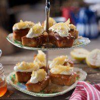 Channel 4 Scrapbook - Pear lovelies recipe