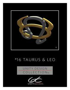 Unity Design Concepts - #16 Taurus/Leo