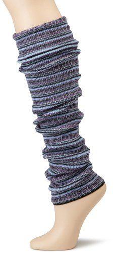Harmonie Womens 24 Inch Multi-striped Legwarmers $19.10 (19% OFF)