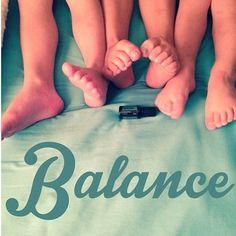 Put Balance on your feet everyday.  Love it. www.mydoterra.com/essentialoilswithbetsy