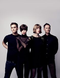 The Jezabels- my new favorites! Heart Sounds, Indie, Rock, Music, Movie Posters, Bands, Stone, Musik, Film Poster