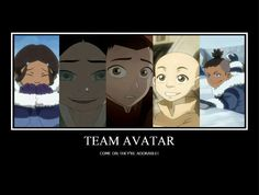 Avatar The Last Airbender.