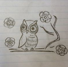 owl tattoo designs for women | Owl Tattoo Design by ~MissTrose42 | We Heart It