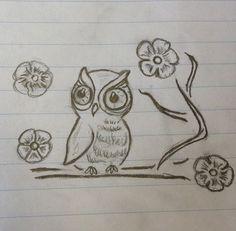 owl tattoo designs for women | Owl Tattoo Design by ~MissTrose42 | We Heart It