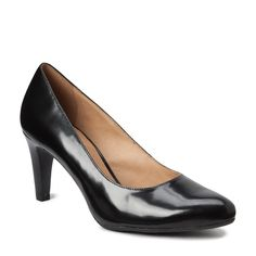 ca14e7d1720fb Patent Leather Court Shoe by ECCO. Available at Shoes121. Obcasy, Buty Na  Obcasie · ObcasyButy Na ObcasieZakupyStylObuwie