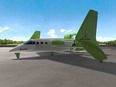 Faradair world's first true hybrid aircraft  , - ,   Faradair BEHA wo... ,  #bio-diesel #electric #hybrid