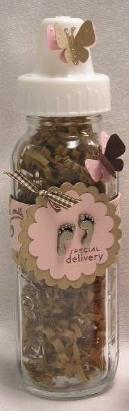 Baby Bottles for baby shower