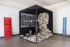numabooks × NAM mobile bookshop   = NUMABOOKFACE