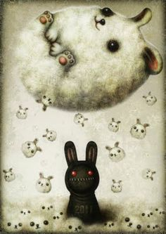 Bunny monsters