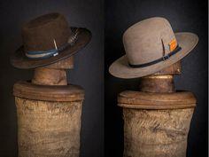 Nick Fouquet's hats