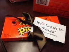 Hospital Thank You Gift Ideas The Nurses Do A Lot For Us Check