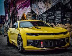 Very beautiful . @vehicle_union Follow @cammedbee . . #camaro #chevy #camaross #chevrolet #chevycamaro #cars #camarones #camarosdaily #mustang #camaro6 #ss #camarozl1 #musclecar #chevroletcamaro #americanmuscle@vehicle_union #carsofinstagram #camaro5 #camarosonly #car #camarosofinstagram #zl1 #camaroon #ford #camarosix #dodge #camarors #corvette #v8 #camaro1le #camaro2ss Camaro 2018, Camaro Car, Chevrolet Camaro, Best Muscle Cars, American Muscle Cars, Cool Sports Cars, Sport Cars, Bugatti, Pretty Cars
