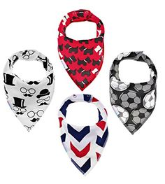 Drool Bibs, Cute Baby Gifts, Bandana, Boys, Girls, Cute Babies, Boy Or Girl, Unisex, Amazon