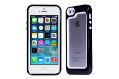 Wine Bottle Shape Bumper Frame Hybrid Protector Cases for iPhone 5s & iPhone 5 | Lagoo Tech